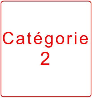 Catégorie 2